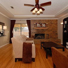 Traditional Living Room by Frugal Home Ideas