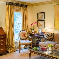 Beverley broun interiors alexandria va us for Interior design old town alexandria