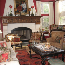 Traditional Living Room by Bella Home Furnishings