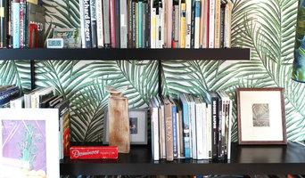 ON&ON living room shelving system