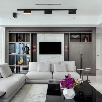 One Paraiso Penthouse