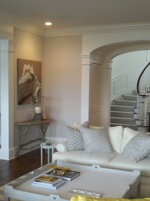 Skimming stone houzz Farrow and ball skimming stone living room