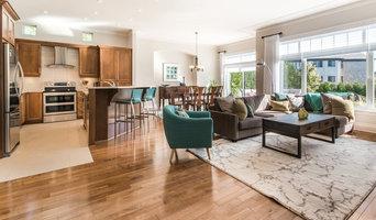 Open concept living-dining-kitchen, Aire ouverte salon salle-a-manger cuisine