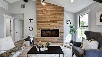 Open Concept Urban Modern Home Renovation