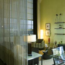 Contemporary Living Room by Wintercreative Interior Design : Maika Winter ASID