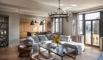 Open Plan Kitchen, Family apartment, Hampstead