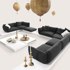 Modern Living Room Oriental Style Sofas - Jalis soft sofas by COR