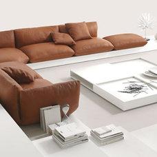 Modern Living Room Oriental Style Sofas - Jalis soft sofas by COR | Ultra Modern Decor
