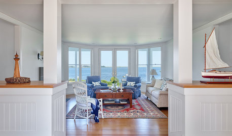 Houzz Tour: Classic Touches for a Cape Cod Beach House