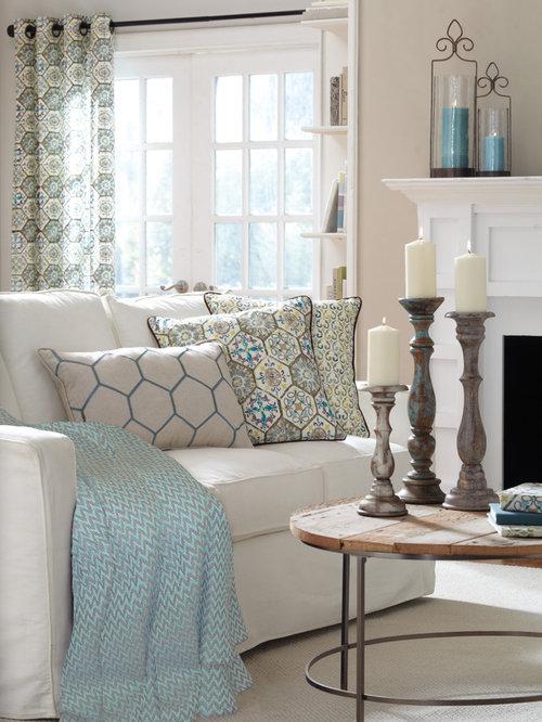 Fleur De Lis Living Room Design Ideas Remodels Photos