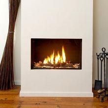 72 Parker Fireplace