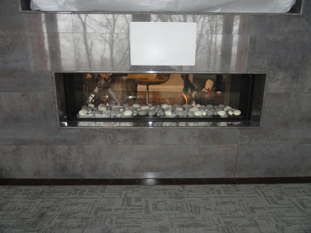 Indoor Fireplaces by KJB FIREPLACES