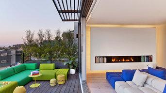 Ortal Install at a Glen Park Residence. San Francisco   CCS Architects