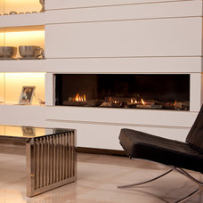 Contemporary Living Room by Ortal USA