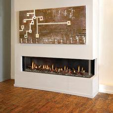 Modern Living Room by Ortal USA