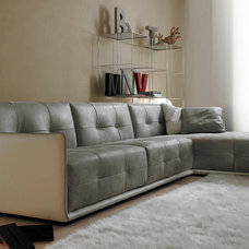 Contemporary Living Room by Wasser's Exclusive Furniture & Interiors