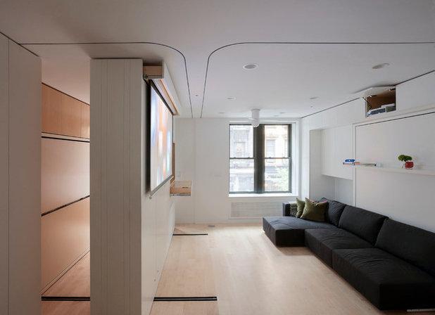 Moderne Salon by LifeEdited Inc.