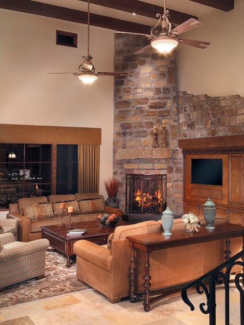 arts and crafts living room design ideas renovations photos with