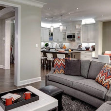 Living Room by Mattamy Homes