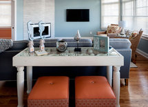 Are those Braxton Culler chairs? If so, what is finish & style name?