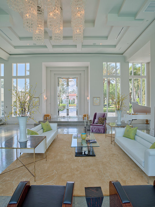 Art Deco Ceiling Home Design Ideas, Pictures, Remodel And