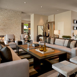Great Room Furniture Layout