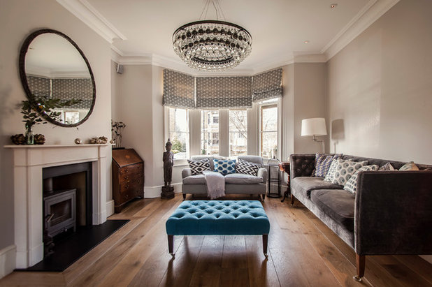 Houzz Tour A Victorian Semi That S Been Modernised For