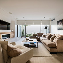 Lounge Room | Window Treatment Inspirations