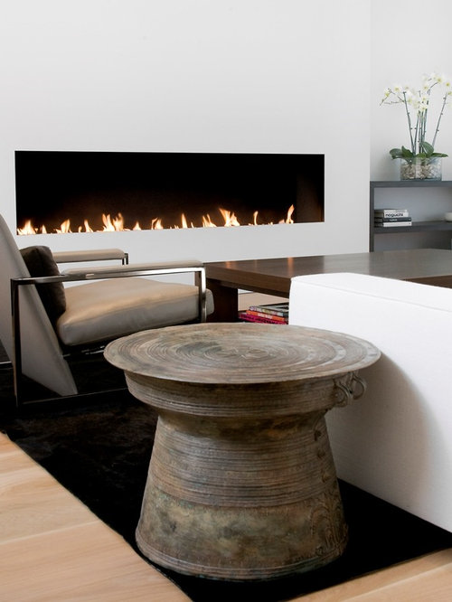 Hearth Pad Do It Yourself : Gel fuel fireplace houzz