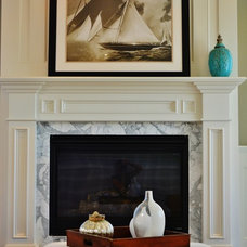 Traditional Living Room by | MARSHALL DESIGN GROUP |