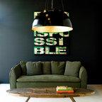 Big Sur Bed Leblon Cube End Tables Beam Coffee Table