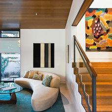 Modern Living Room by Dana Berkus Interiors