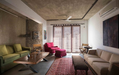 India Houzz Tour: A Home Stripped Back to its Original Character