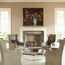 Traditional Living Room by Jackson Paige Interiors, Inc.