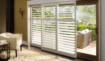 Palm Beach Polysatin Living Room Shutters