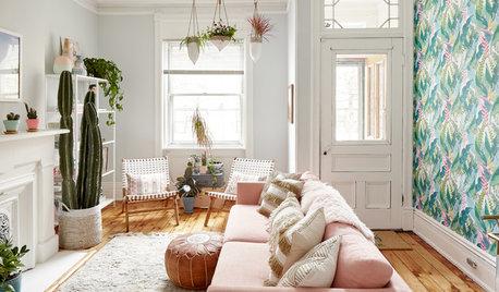 12 idées déco pour mettre en scène ses plantes dans le salon