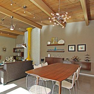 Palm Springs Mid Century Dining Room