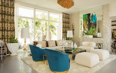 Room of the Day: Party-Ready in Palm Springs