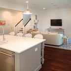 Million Dollar Listings Craftsman Living Room