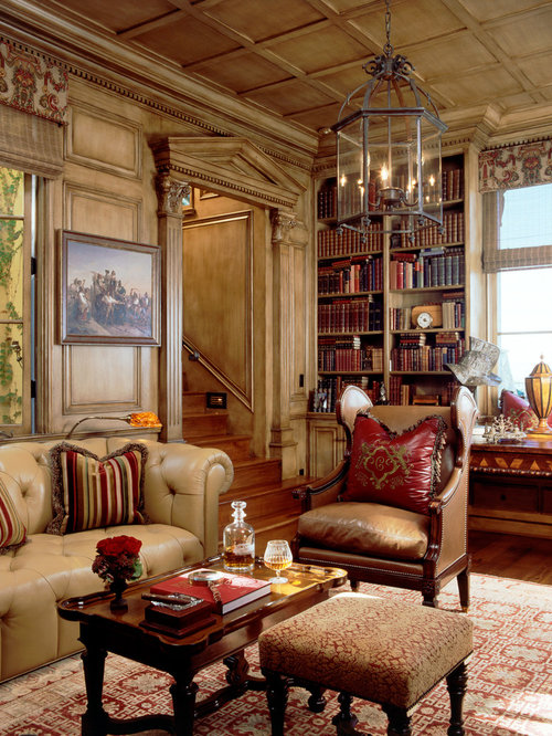 Living Room Like A Library: Sofa Library