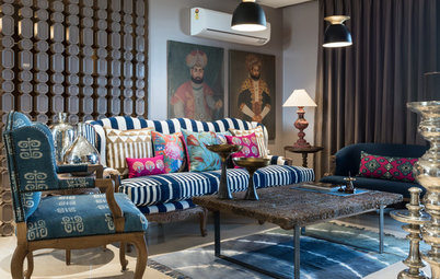 How to Infuse Your Living Room With Ethnic, Heritage Elements