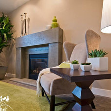 Contemporary  by Stone Mountain Castings & Design