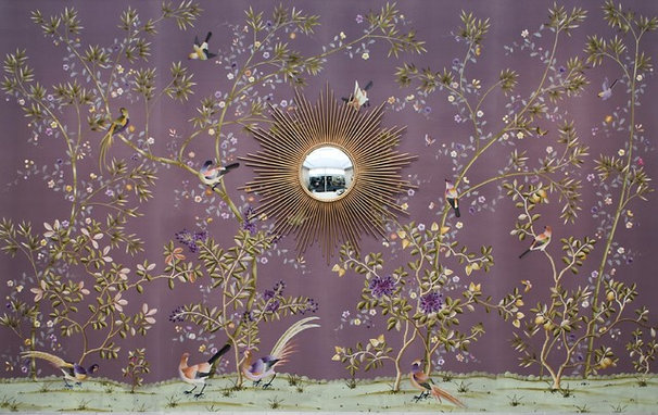 Asian Living Room by Fromental