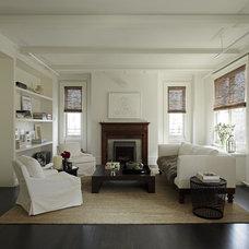 Modern Living Room by de-spec