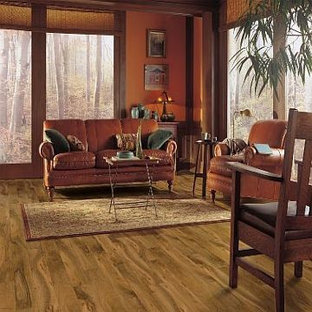 Park Avenue Exotic Walnut Flooring