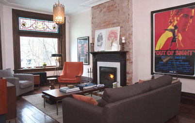 My Houzz: An 1890s Victorian in Toronto Goes Modern and Open