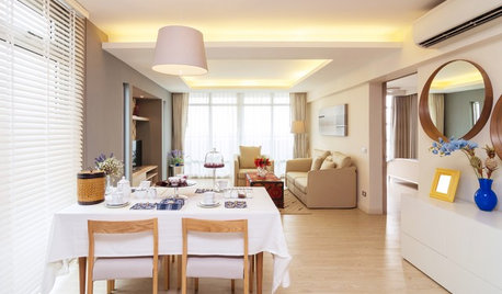 Combining Living & Dining Areas: 6 Tips for a Seamless Transition