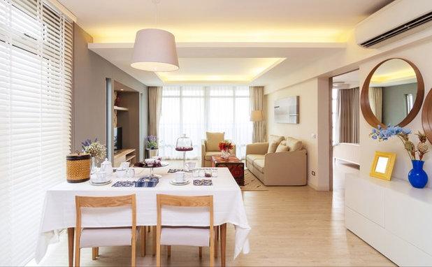 Contemporary Living Room by Home2decor