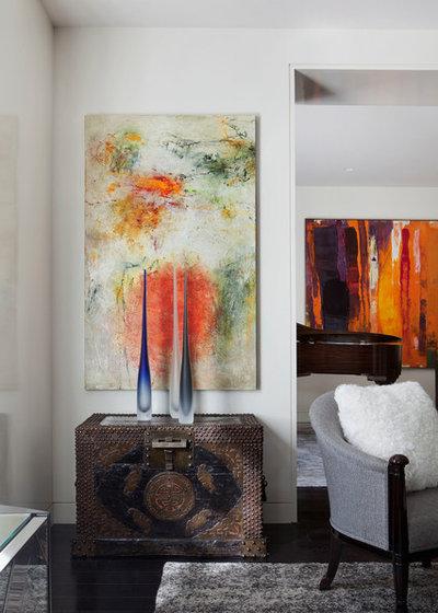 Contemporain Salon by Soucie Horner, Ltd.