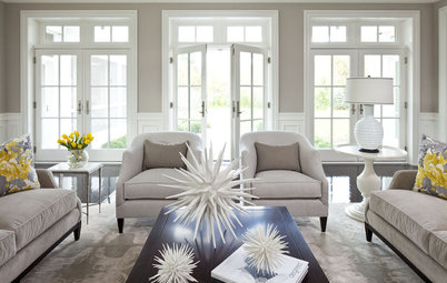 8 Ideas for a Fresh Start in the Living Room